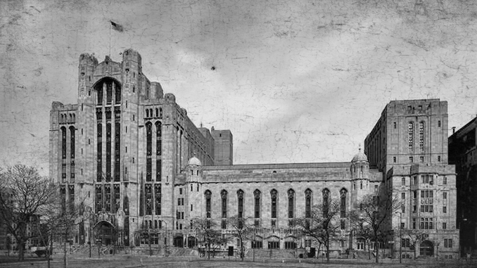 The Masonic Temple in Detroit is one of the most haunted buildings in the world.