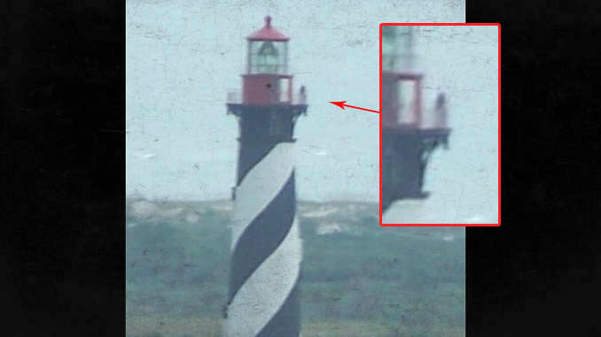This lighthouse is one of the most haunted buildings in the world.