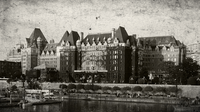 This hotel is one of the most haunted places in Canada.