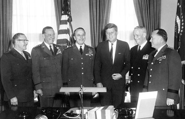Operation Northwoods is a conspiracy theory that turned out real.