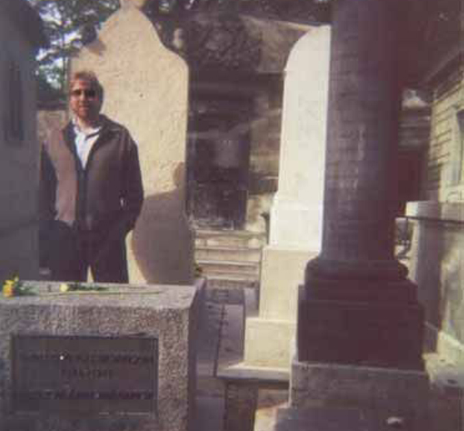 Ghost of Jim Morrison - 10 Photos That Should Not Exist