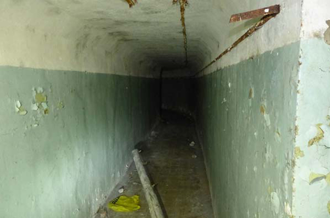 Hikers discover abandoned army bunker in Germany - 10 Strangest Things Ever Found in the Woods