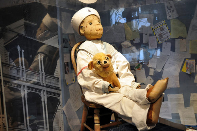 Robert the doll - 10 Cursed Dolls With Very Creepy Backstories