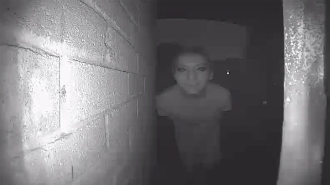 This creepy photo found on Reddit will give you chills