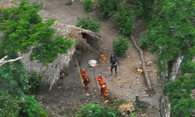 North Sentinel Island is one of the most forbidden places on Earth