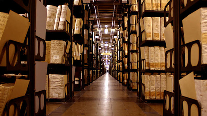 The Vatican secret archives are one of the most forbidden places on Earth
