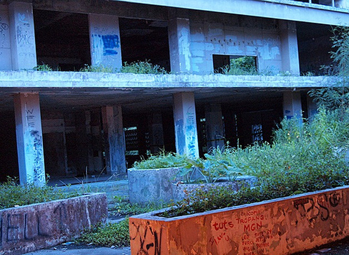 The Clark Airbase Hospital is said to be one of the Most Haunted Places in the Philippines