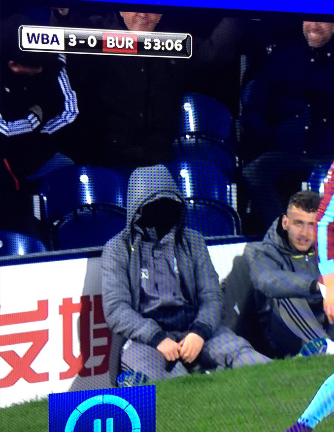 Strange real photo of a ball boy with no face is one of many real photos that have left skeptics stumped.
