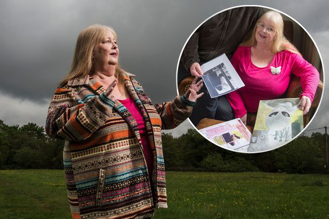 The Hilary Porter alien encounter stories are some of the most Famous Alien Abduction Cases