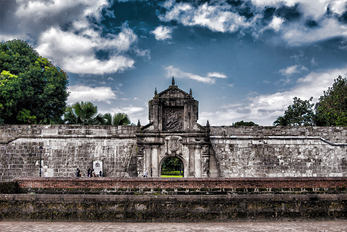 Intramuro fort is thought to be one of the Most Haunted Places in the Philippines