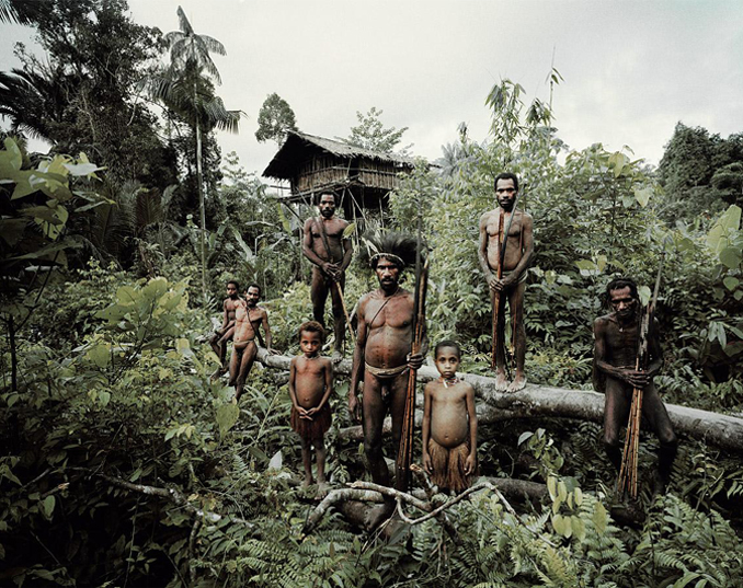 The Korowai people are considered one of the Most Isolated and Dangerous Tribes in the World