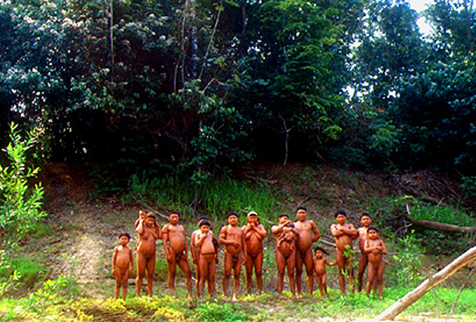 The Korubo tribe are definitely one of the Most Isolated and Dangerous Tribes in the World