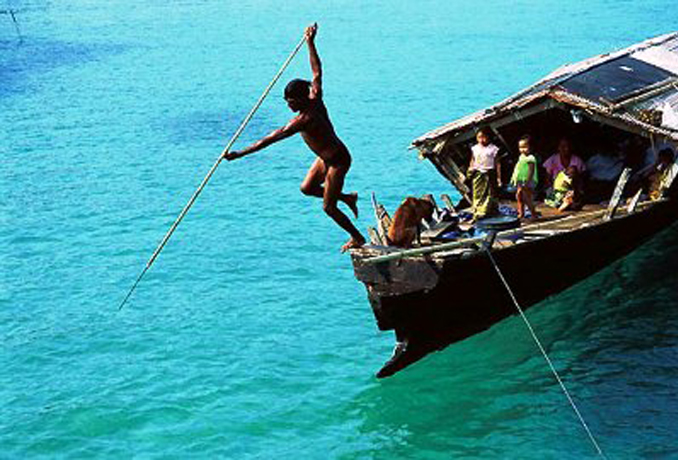 The Moken Tribe are one of the Most Isolated and Dangerous Tribes in the World