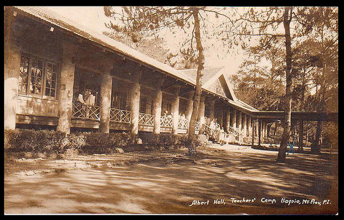 The old Teacher Camp in Baguio is thought to be one of the Most Haunted Places in the Philippines