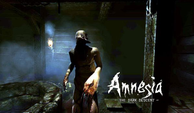 Amnesia: The Dark Descent is one of the scariest video games ever made.