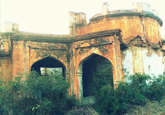 The GP Block in Meerut is one of the Most Haunted Places in India