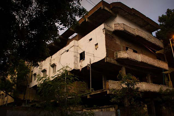 The Kundanbagh house is one of the Most Haunted Places in India