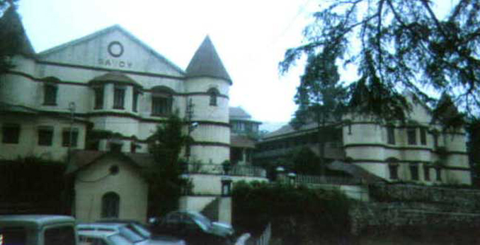 The Savoy Hotel in Mussoorie is one of the Most Haunted Places in India