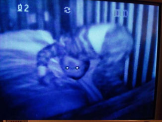 10 Terrifying Things Caught on Baby Monitors