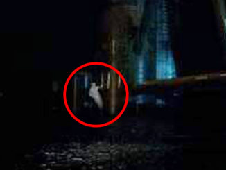 Is This Proof of the Afterlife Caught on Camera?