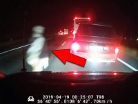 Crazy Dash Cam Footage May Prove Afterlife